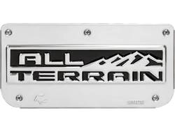 Picture of Single All-Terrain Plate With Screws For 12