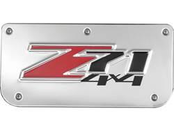 Picture of Single Z71 Plate With Screws For 12