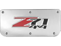 Picture of Single Z71 Plate With Screws For 14