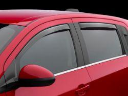 WeatherTech Side Window Deflectors