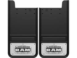Picture of 2009-18 RAM 1500 / 2010-18 RAM 2500/3500 RAM Longhorn Gatorback Mud Flaps - Set