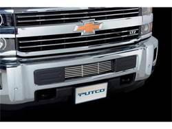 Picture of Bumper Grille Insert - Stainless Steel - Bar Design
