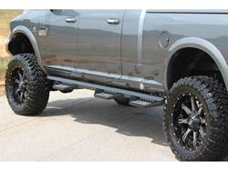 Picture of Iron Cross HD Step Wheel To Wheel - Requires Mount Kit - Crew Cab w/96.0