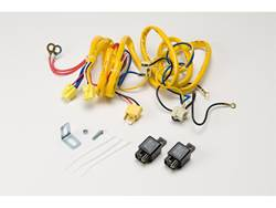 Picture of Wiring Harness - Heavy Duty - H4 - 100W - With Relay