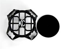 Picture of KC LZR Series Stoneguard LED Headlight Guard - 4