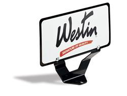 Picture of Westin License Plate Relocator Kit - May Be Required by State When Installing a Ultimate or E-Series Bull Bars