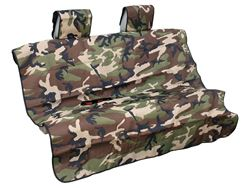 Aries Seat Defender - Camo Bench