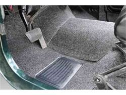 Jeep BedTred Floor Liner Kit