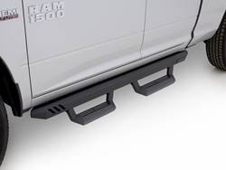 Lund Rock Rail Nerf Bar - 2 Step