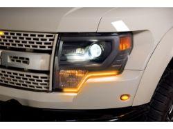 Putco LED Dayliner SwitchBack Daytime Running Light and Turn Signal