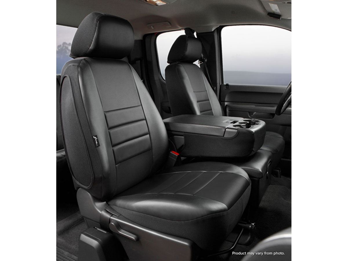 Fia Seat Covers >> Fia LeatherLite Custom Fit Seat Covers - SharpTruck.com