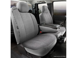 Fia Wrangler Solid Custom Fit Seat Covers - Grey