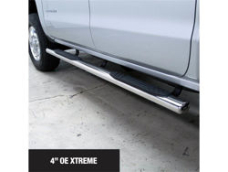 Go Rhino 4 in. OE Xtreme Plus SideStep Nerf Bars - Stainless Steel