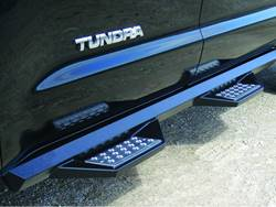Picture of Iron Cross HD Series Cab Length Nerf Bars