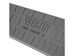 Westin ProTraxx 6 in. Oval Cab Length Step Bar - Step Pad