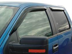 Wade Tape-On Wind Deflectors