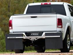 Access Roctection Hitch Mounted Mud Flaps