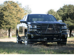 Ranch Hand Legend Series Grille Guard - Install
