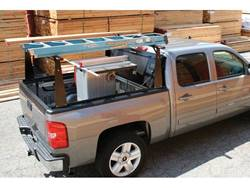 BAKFlip CS Hard Folding Truck Bed Cover/Integrated Rack System