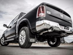 RAM Laramie Longhorn With Black Wrap