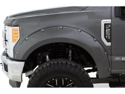 Picture of Bushwacker Pocket Style Painted Fender Flares - Magnetic - 4 Piece - Front & Rear