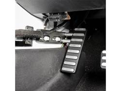 Picture of Dead Pedal - Lined Black - Black