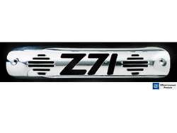 Picture of Third Brake Light Cover - Polished - Z71 Cut-Out