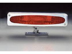 Picture of Pedestal Third Brake Light - Brushed - Oval