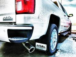 Picture of 2014-2018 Chevy Silverado High Country Gatorback Mud Flaps - Set