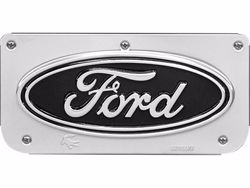 Black Ford Oval
