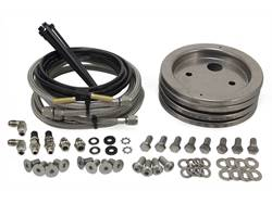 Picture of Air Lift LoadLifter 5000 Ultimate Plus Upgrade Kit - Incl. Stainless Steel Air Line - Roll Plates - Air Spring Hardware - Compatible w/LoadLifter 5000 Series Air Spring Kits