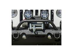 Picture of Aries Winch Adapter Plate - w/Fairlead Mount