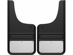 Truck Hardware Gatorback Mud Flaps - Stainless Steel Plate