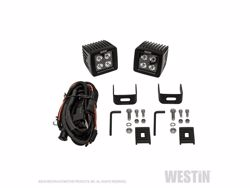 Picture of Westin HyperQ B-Force LED Auxiliary Light - Pair - 3.2 x 3