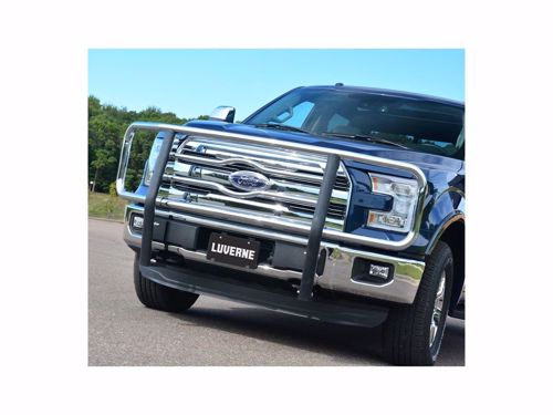 LUVERNE 202450 2 Tubular Grille Guard Bracket Kit Luverne Truck Equipment