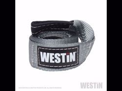 Picture of Westin Tree Trunk Protector/Tow Strap - 10' x 3