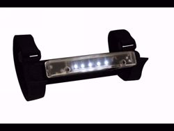 Picture of Rampage Super Bright LED Universal Light Kit - Attachment - Wraparound Hook - w/Loop & Magnet