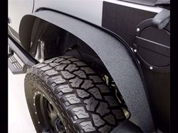 Picture of Rampage Trail Flares - 4 Piece - Tire Coverage 3