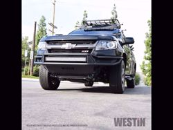 Westin Outlaw Front Bumper