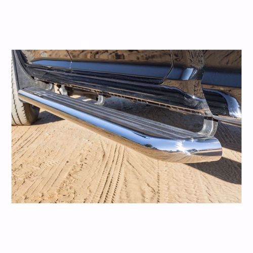 "Luverne MegaStep 6.5"" Wheel to Wheel Running Boards"