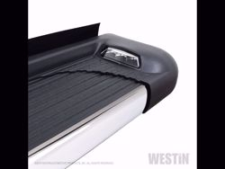 Picture of Westin Sure-Grip 6 LED Running Board Light Kit - Includes 4 LED End Cap Lights & Universal Wiring Kit w/Magnetic Sensor