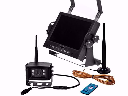 RosTech Digital Wireless Trailer Camera System