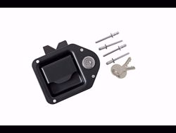 Picture of Dee Zee Tool Box Replacement Locking Latch - Black