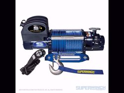 Picture of Superwinch Talon 9.5SR Winch - 7,500 lbs. - Synthetic Rope