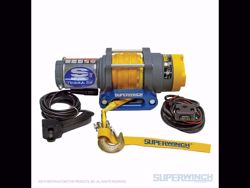 Picture of Superwinch Terra 25SR Winch - 2,500 lbs. - Synthetic Rope