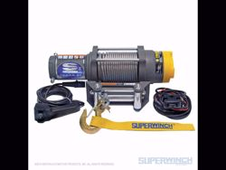 Picture of Superwinch Terra 25 Winch - 4,500 lbs. - Steel Rope