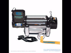 Picture of Superwinch LP10000 Winch - 10,000 lbs. - Steel Rope