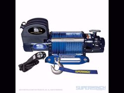 Picture of Superwinch Talon 12.5SR Winch - 12,500 lbs. - Synthetic Rope