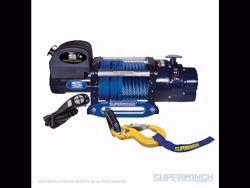 Picture of Superwinch Talon 18SR Winch - 18,000 lbs. - Synthetic Rope