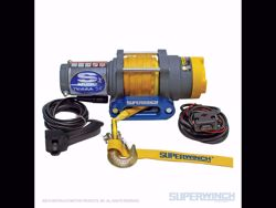 Picture of Superwinch Terra 35SR Winch - 3,500 lbs. - Synthetic Rope